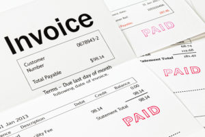 Force Your Vendors to Bill You